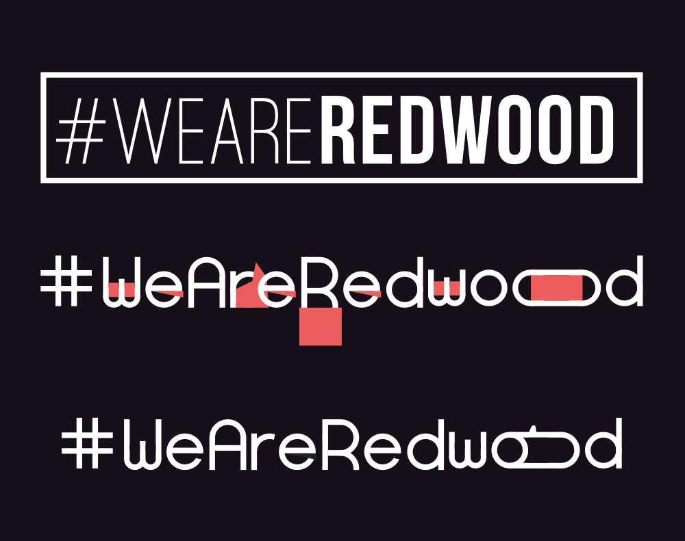 #weareredwood process and early iterations