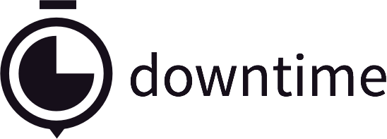 downtime logo